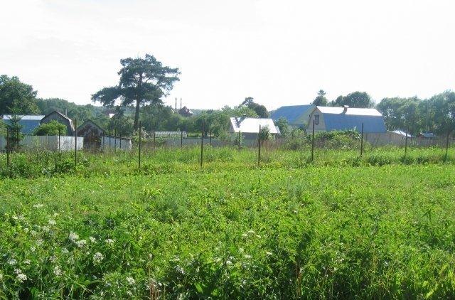 Земельный участок 10.5 соток