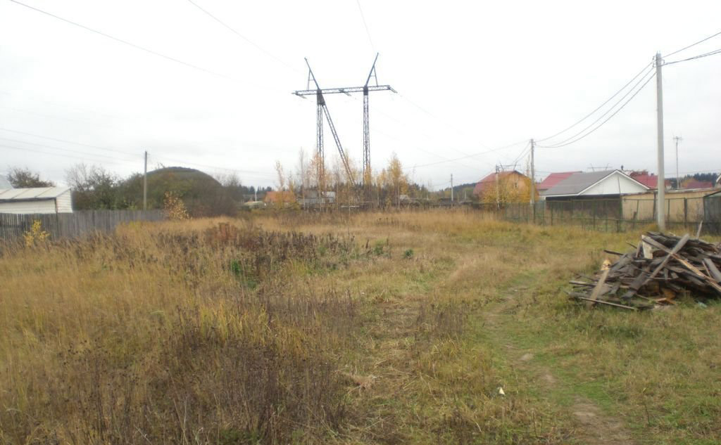 Земельный участок 18 соток