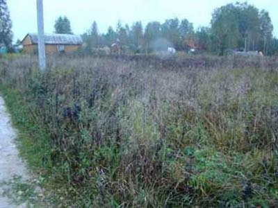Земельный участок 10 соток