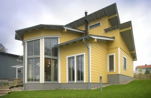 Современные технологии, используемые при возведении загородных домов