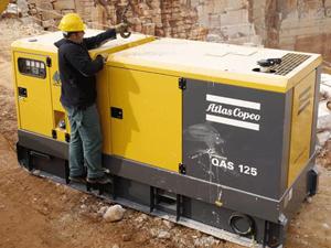 Вибрация земли при использовании дизель генераторов