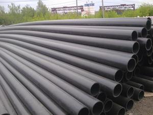Полиэтиленовые трубы для кабеля могут служить в качестве защитного футляра