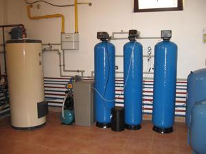 Водоочистка сточных вод