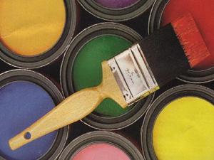 Использование огнезащитных красок при строительстве загородного дома