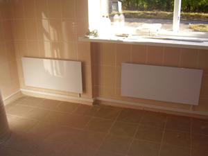 Электрические системы отопления частного дома