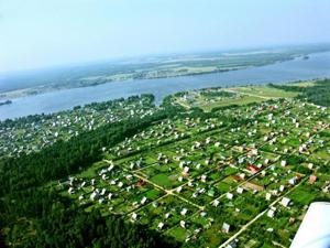 Вложение денег в землю - участки на реке Волге