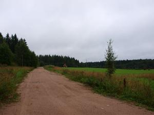 Подъезд к земельному участку