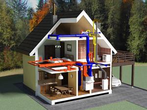 Обслуживание инженерных систем загородного дома