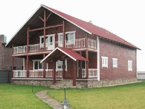 Земельный участок или готовый коттедж на Рублевке
