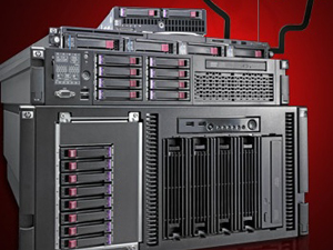 Сервер hp proliant