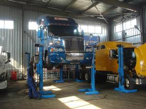 Автосервис для грузовых автомобилей – выгодно!