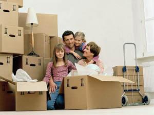Переезд в загородную недвижимость