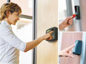 Монтаж системы контроля доступа в загородном доме