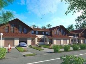 Таунхаус: городское жилье с загородным комфортом