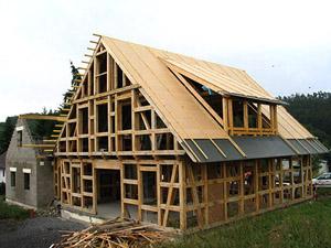 Каркасные дома: преимущества технологий