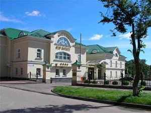 Гостиницы Пскова и Псковской области