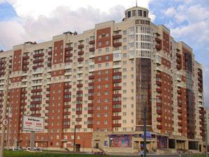 Красносельский район на юго-западе Петербурга