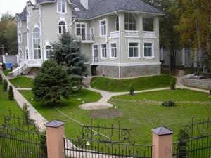 Загородный дом, охрана объекта