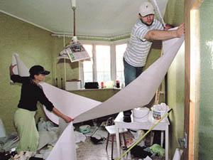 Ремонт квартир и загородных домов с помощью сотрудников Unimaster