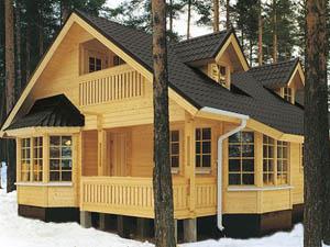 Отзывы о клееном брусе – материале для строительства загородной недвижимости