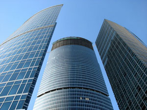 Преимущества многоэтажных офисов