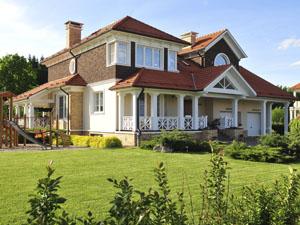 Продажа коттеджей, расположенных на земельных участках Московской области
