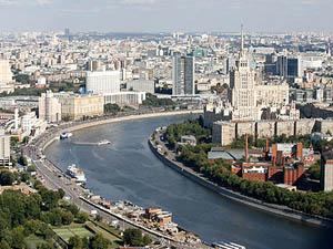 Недвижимость Москвы, Санкт-Петербурга
