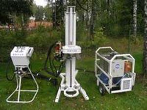Цена срочного бурения скважин на воду на загородных участках