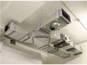 Монтаж вентиляционных систем в загородном доме