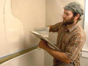Штукатурка стен в загородной недвижимости от профессионалов