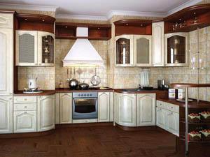 Кухни России – оптимальный вариант для загородной недвижимости
