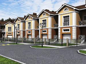 Таунхаусы и другая загородная недвижимость по Калужскому шоссе