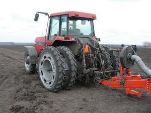 Тракторные диски для обработки земельного участка