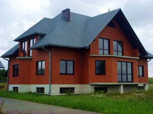 Когда начинать работы по строительству дома из красного кирпича Иваново