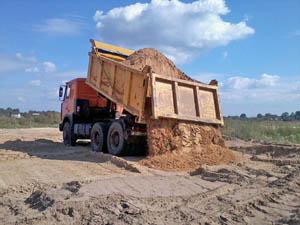 Насколько песок важен в строительстве