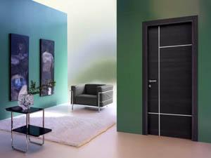 Бюджетная межкомнатная дверь Канадка – отличный вариант для загородного дома