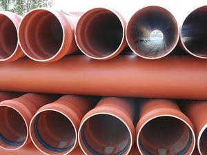 Трубы ПВХ – идеальный вариант для обустройства канализации в загородном доме