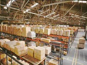Хранение продуктов на складах специализированных компаний