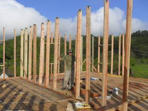 Поэтапное строительство загородного дома