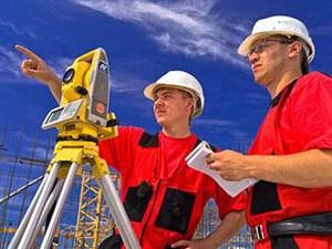 Геодезические изыскания для строительных работ