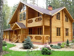 Актуальность деревянных домов из бревна