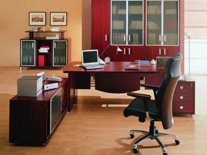 Офисная мебель Берлин пригодится и для загородного дома