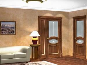 Межкомнатные двери на даче – нужны или нет?