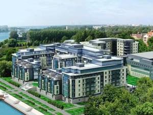 Элитные жилые комплексы Санкт-Петербурга