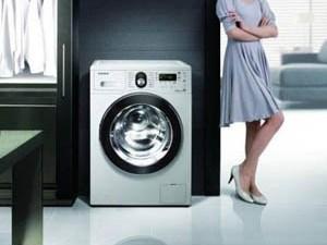 Качественная стиральная машина Samsung необходимая вещь для дачи