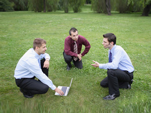 Организация оценки земли и имущества