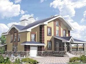 Строительство загородного дома своими руками