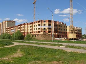 Новостройки Московской области