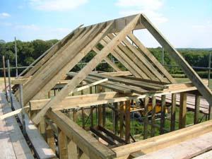 В каких случаях можно использовать винтовой фундамент в малоэтажном строительстве?