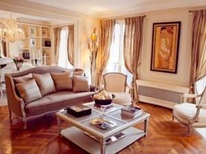 Аренда квартиры или загородной виллы в Париже